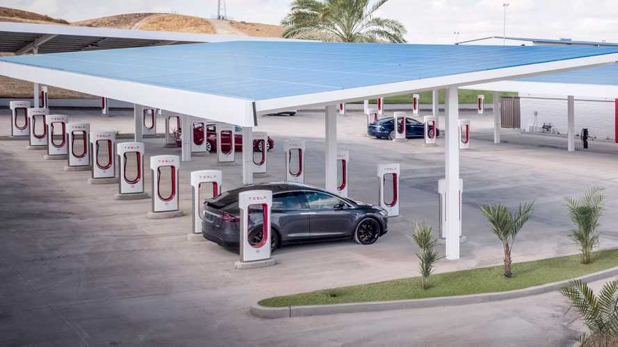 Tesla To Double Supercharger Capacity By End Of 2019
