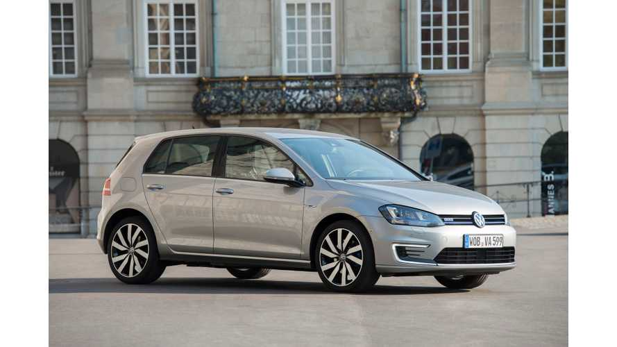 Volkswagen Golf GTE Featured In Fully Charged - Video