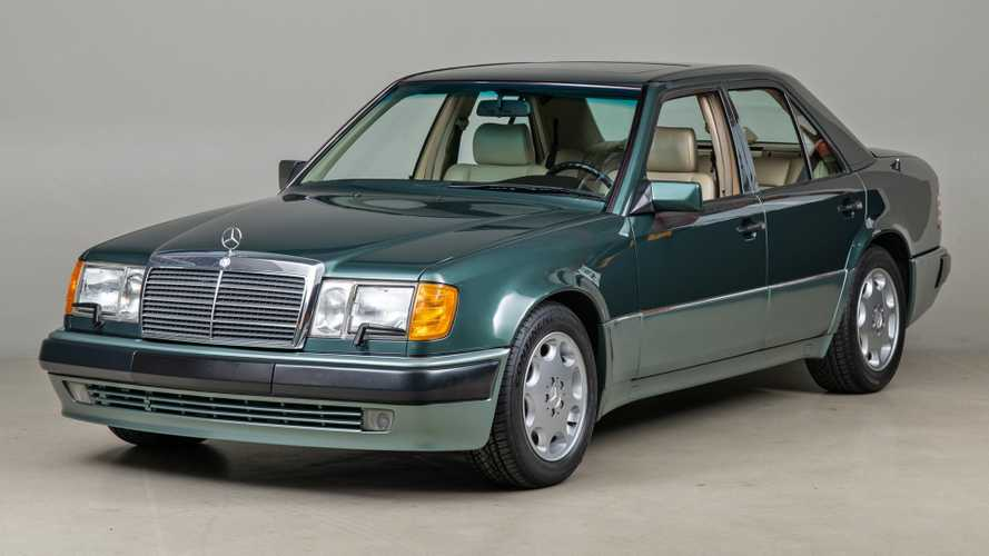 Mercedes 500E'yi bir diğer Alman markanın ürettiğini biliyor muydunuz?