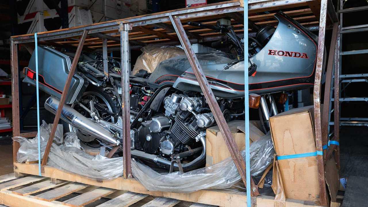 1981 Honda CBX-B Supersport Second Auction