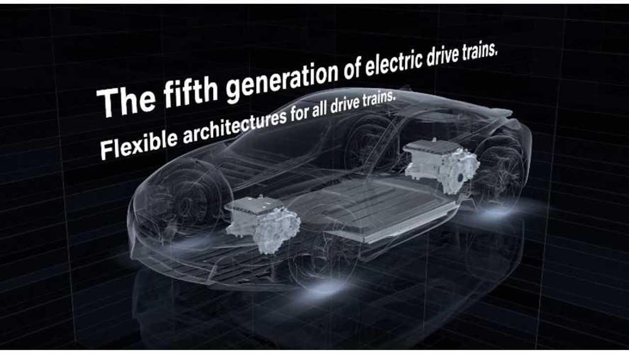 BMW 5th Generation Electric Powertrain