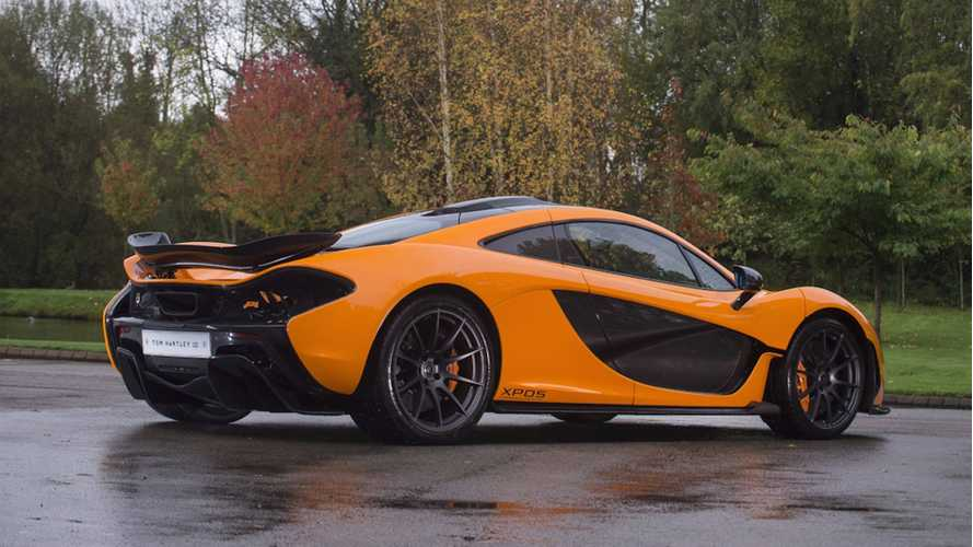 McLaren P1 Prototype Up For Sale