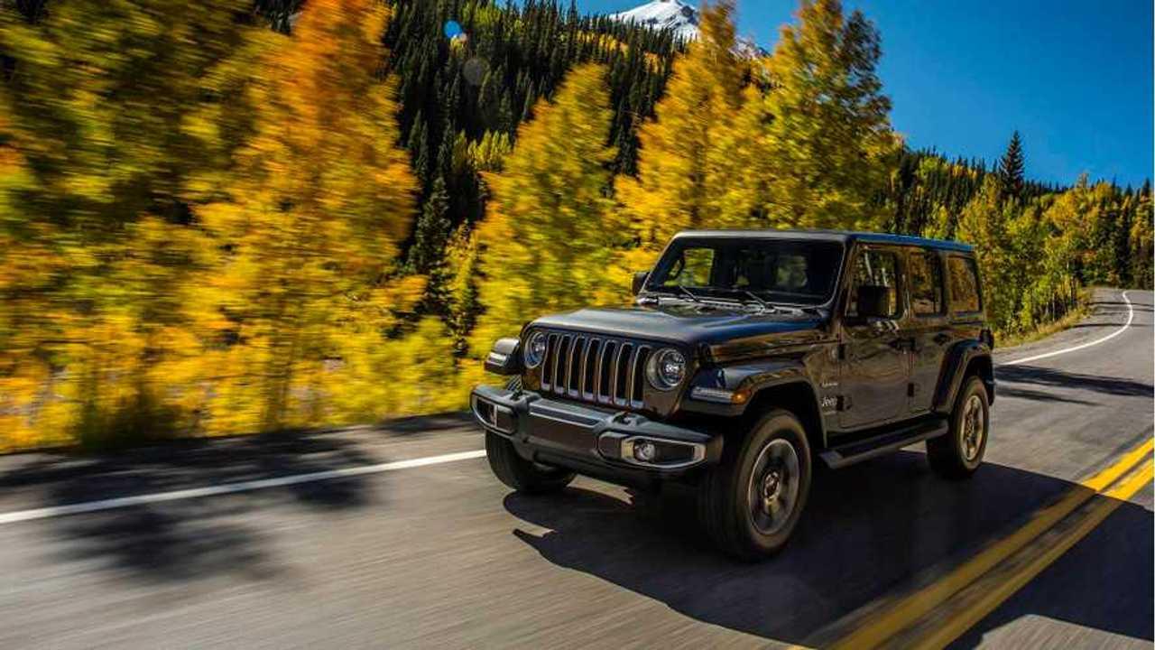 Jeep Wrangler Plug-In Hybrid Confirmed For 2020
