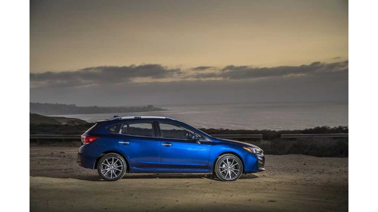 Subaru PHEV to Launch In U.S. This Year, BEV In 2021
