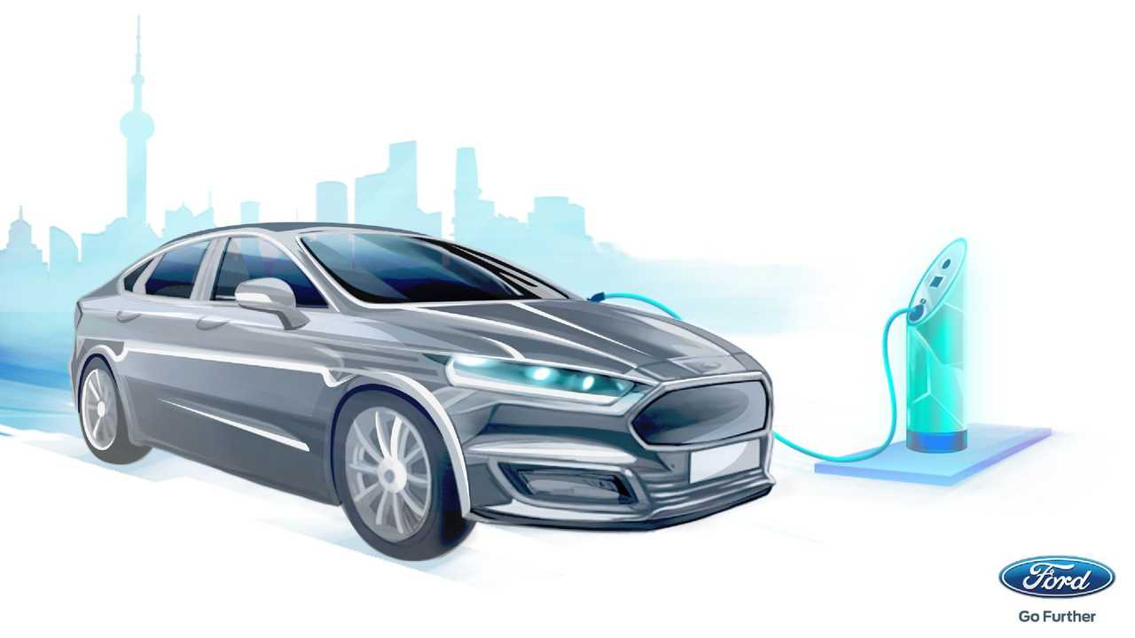Ford To Launch Mondeo Energi PHEV In China In 2018, Full Electric SUV In 5 Years