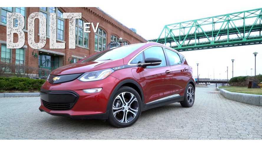 Mr. Mobile Drives The Chevrolet Bolt - Video