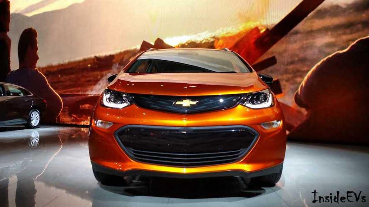 Chevrolet Exec: Tesla Model 3 Mania Helps Entire Electric Car Segment