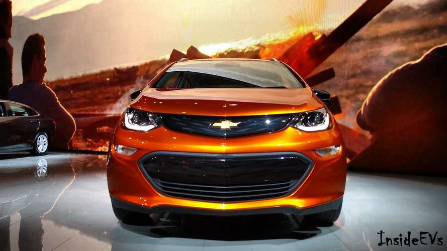 Chevrolet Exec: Tesla Model 3 Mania Helps Entire Electric Car Segment