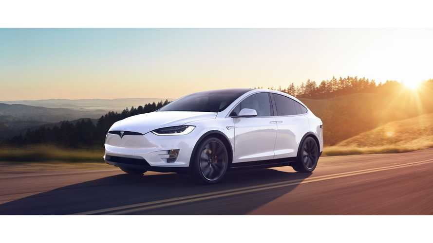 Detailed Tesla Model X Exterior And Interior Review From Europe - Video
