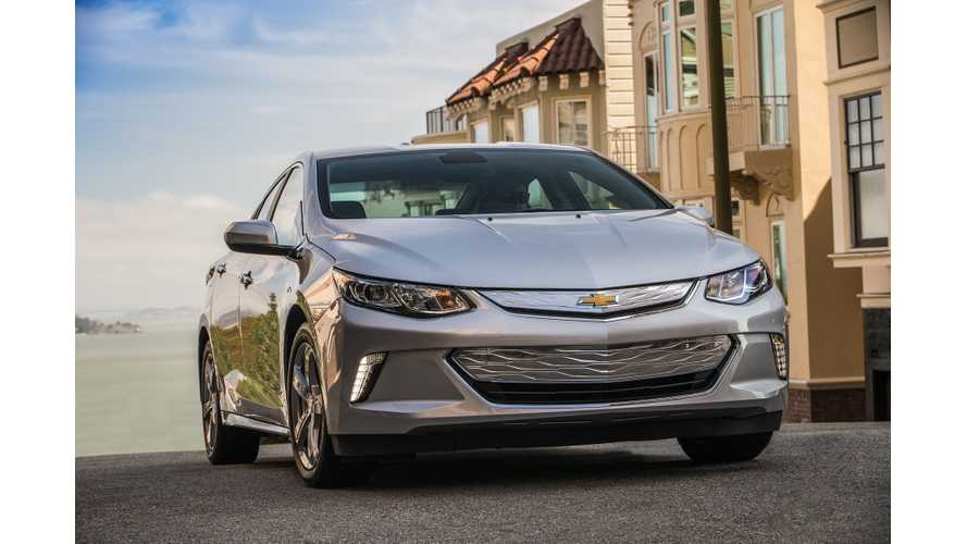 Canada Plug-In Electric Car Sales April 2016