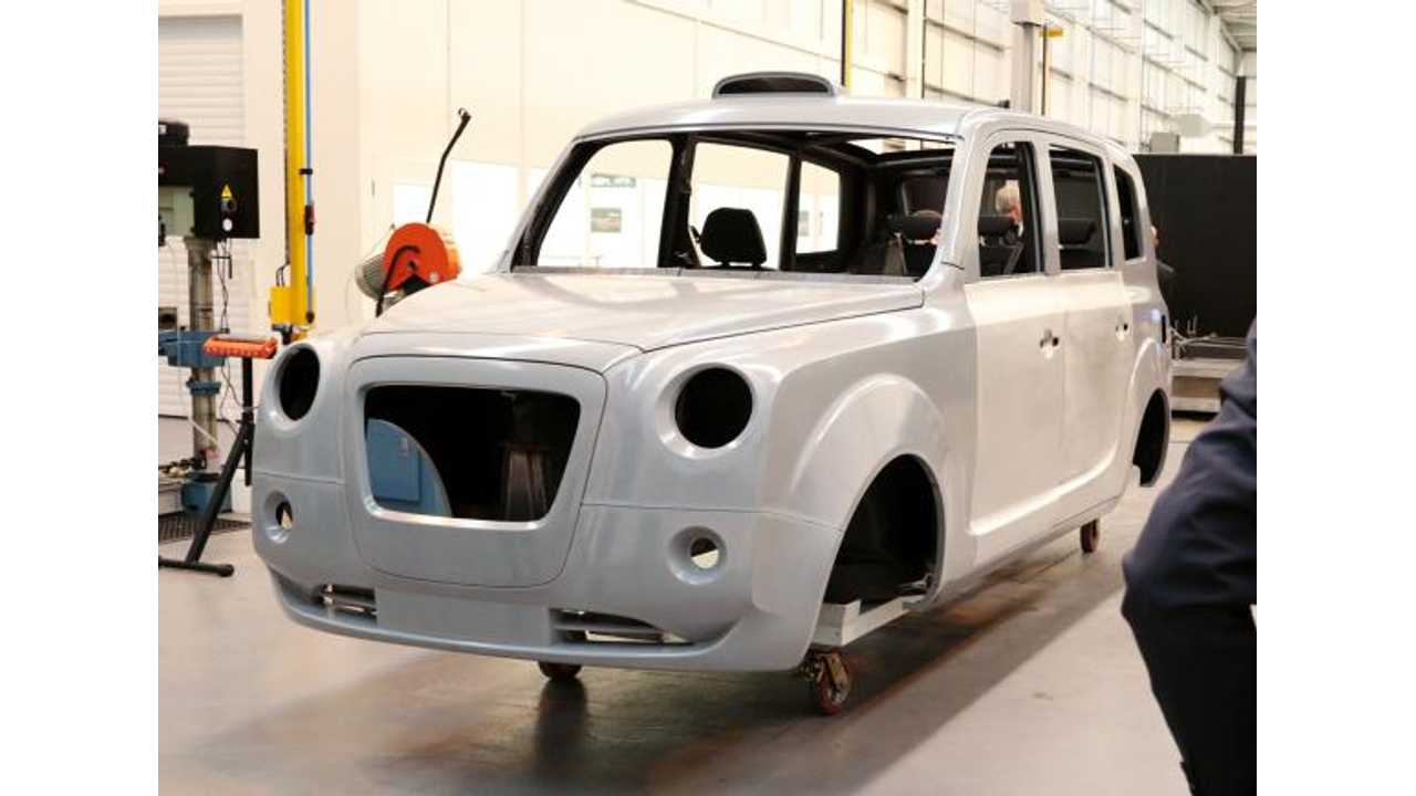Metrocab To Enter Series Production In 2016