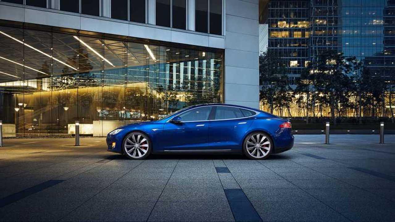 Tesla Model S Was World's Best-Selling Electric Car In November