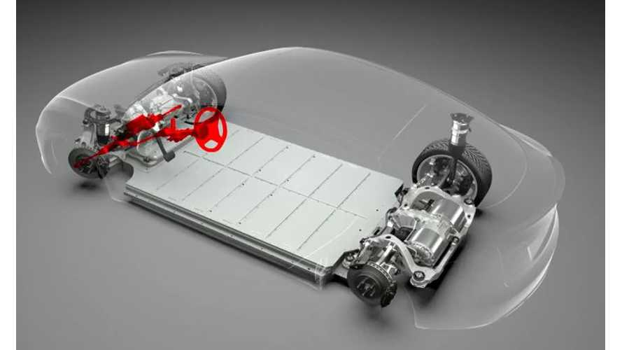 Tesla Binds 90 kWh Model S Option With All-Wheel-Drive