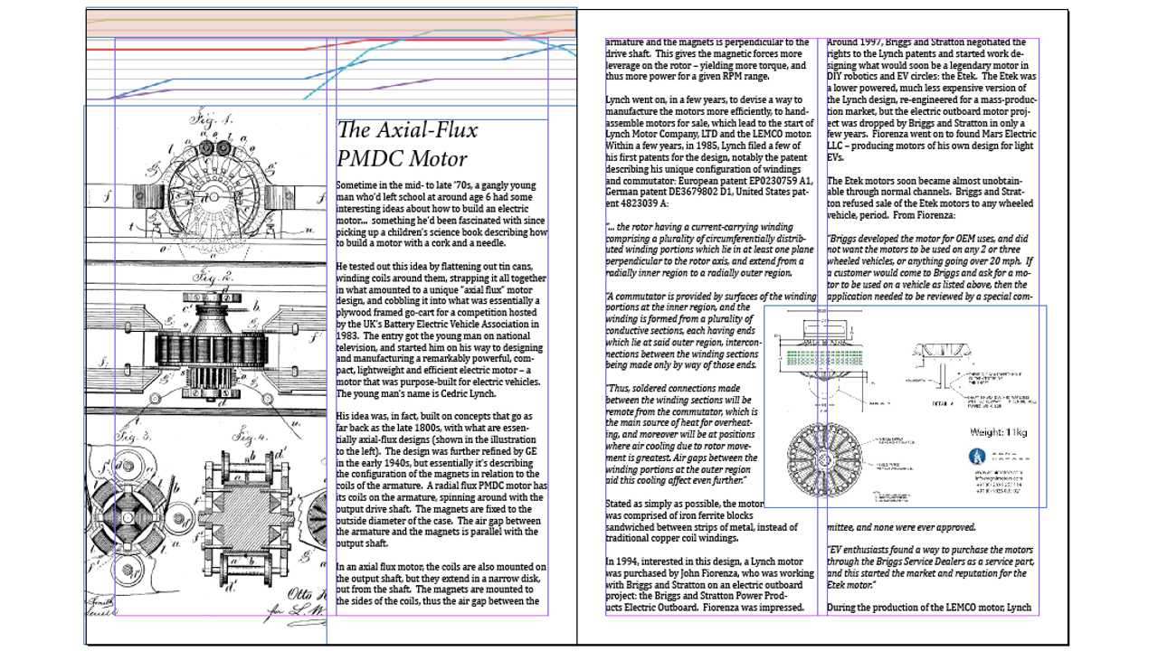 Power in Flux: The Axial-Flux PMDC Motor (Sample Chapter, History Lesson)
