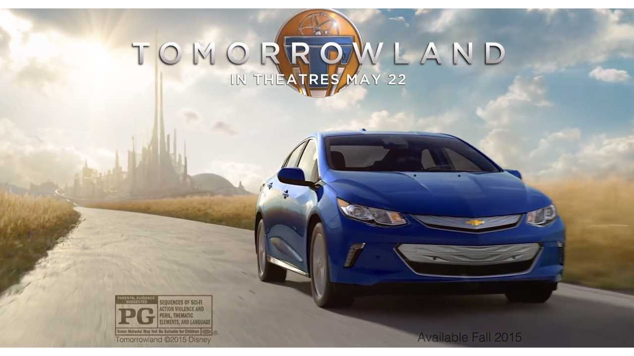 2nd Generation Chevrolet Volt (w/53 miles of electric range)