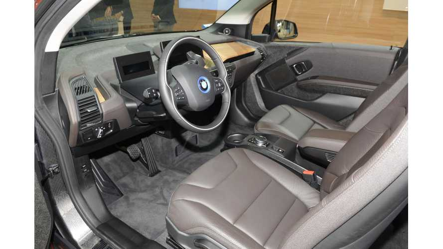 923 BMW i3s Affected By Airbag Recall