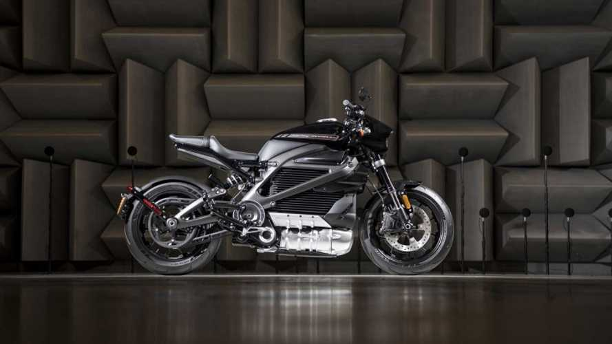 Harley-Davidson Announces Broad Portfolio Of Future Electric Motorcycles