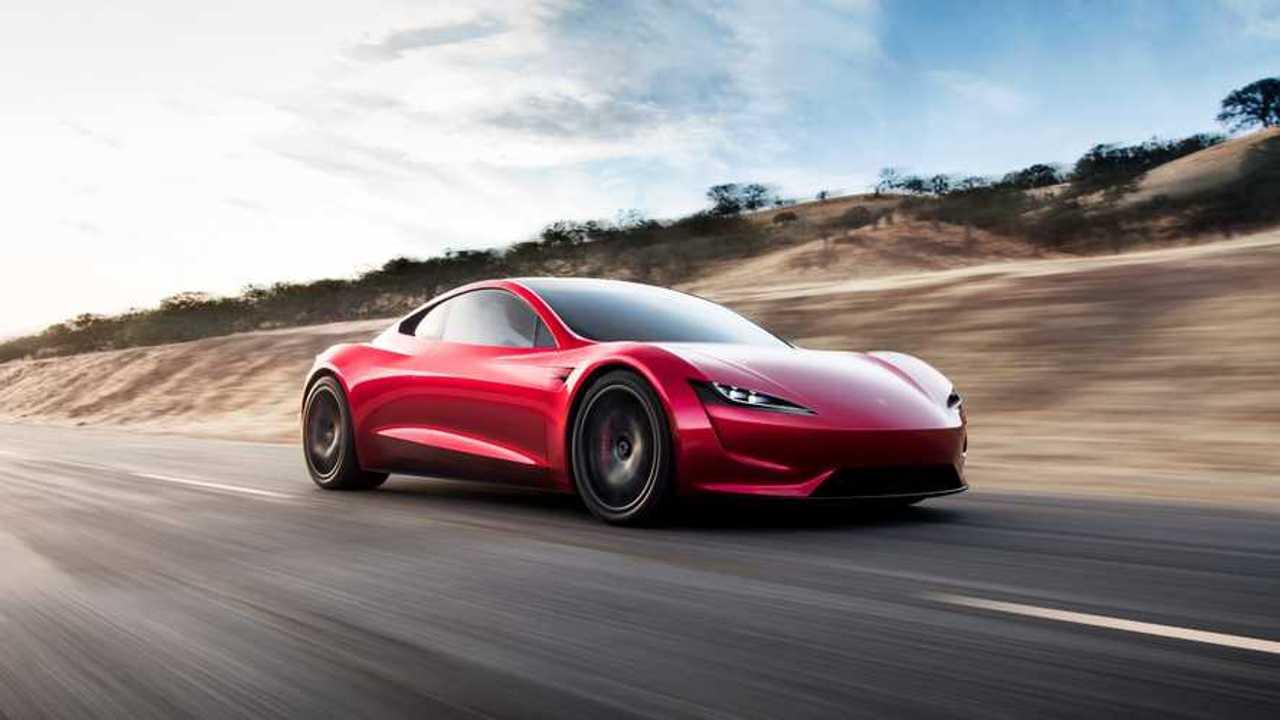 Test Driver Calls Next-Gen Tesla Roadster A