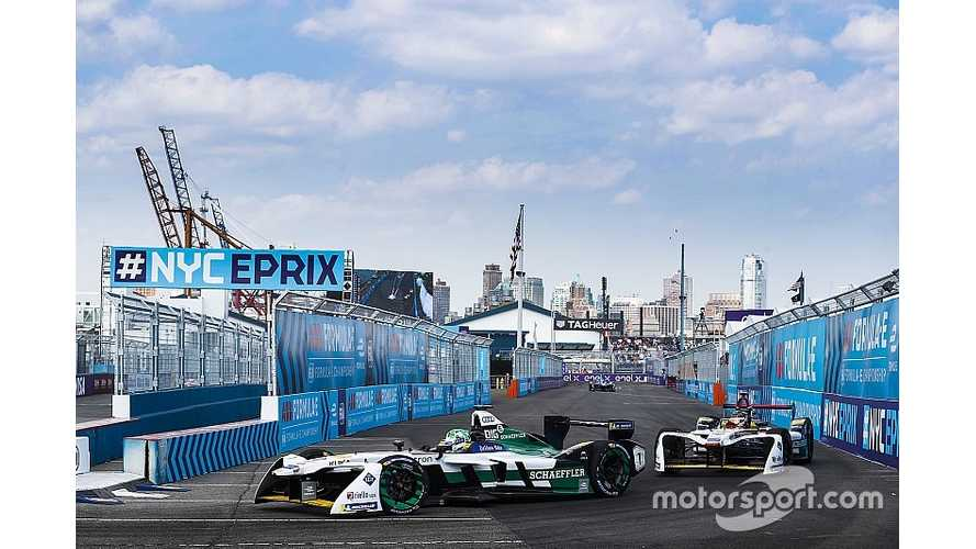Audi Surprised By Formula E Team Win