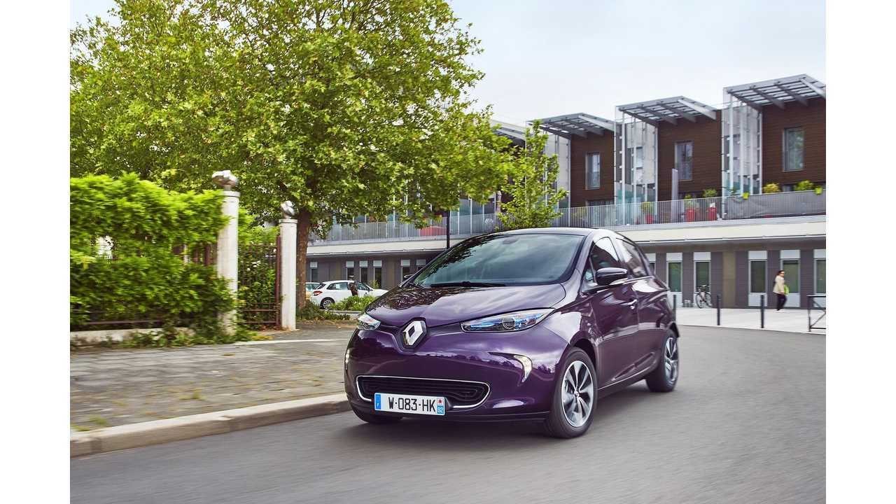 In March Plug-In Electric Car Sales In France Set New Record