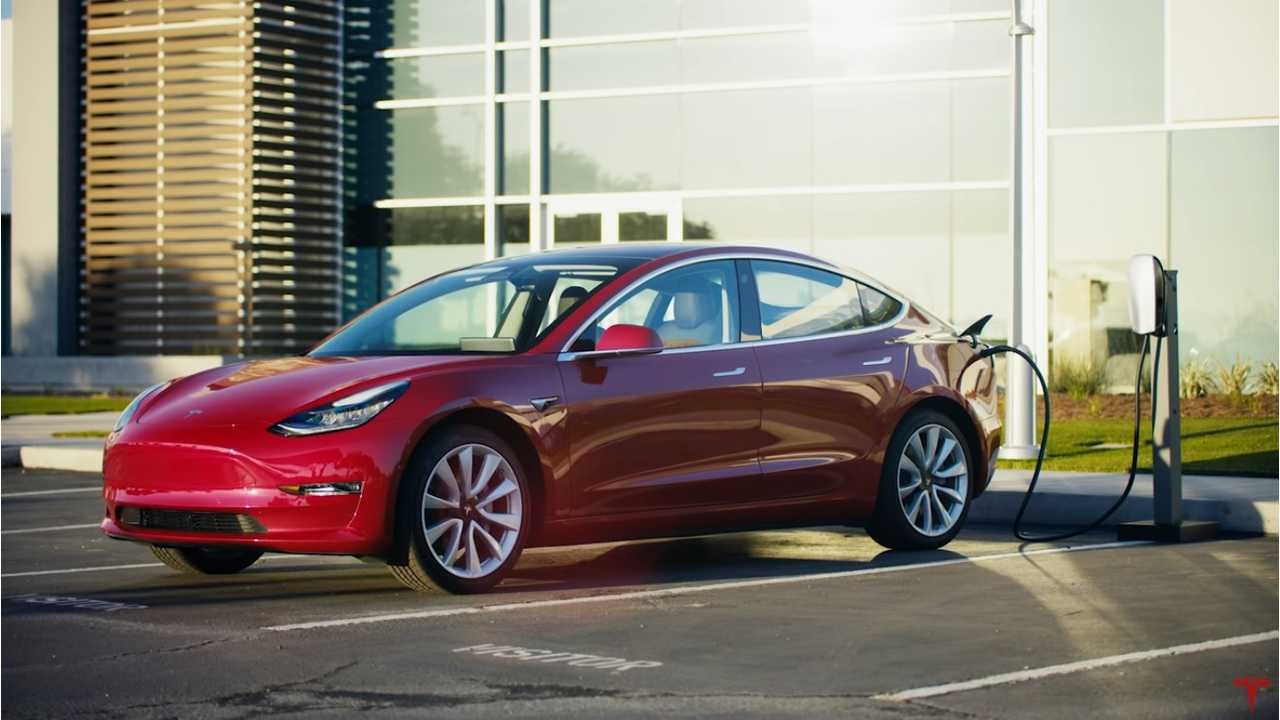Tesla Model 3 Leads Germany To New Plug-In Electric Car Sales Record