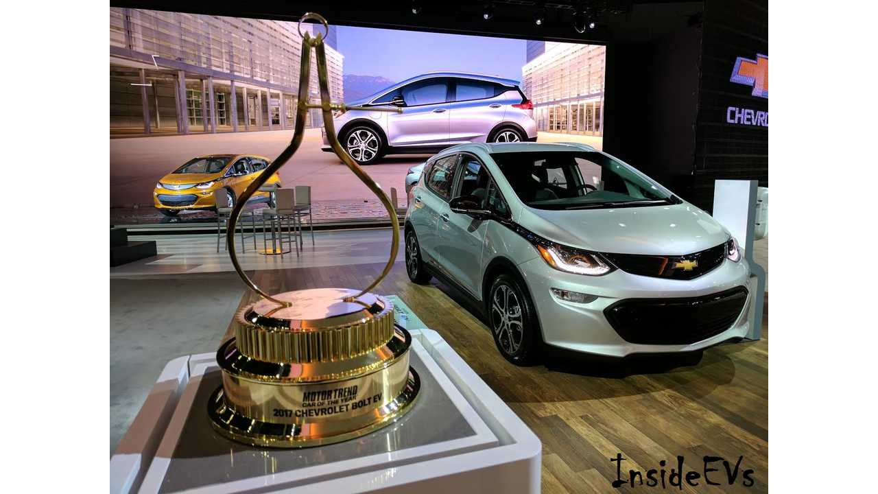 GM: Chevrolet Bolt Deliveries Outside Of California & Oregon Will Be At a
