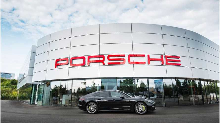 Porsche May End Diesel Offerings, Switch To Electric