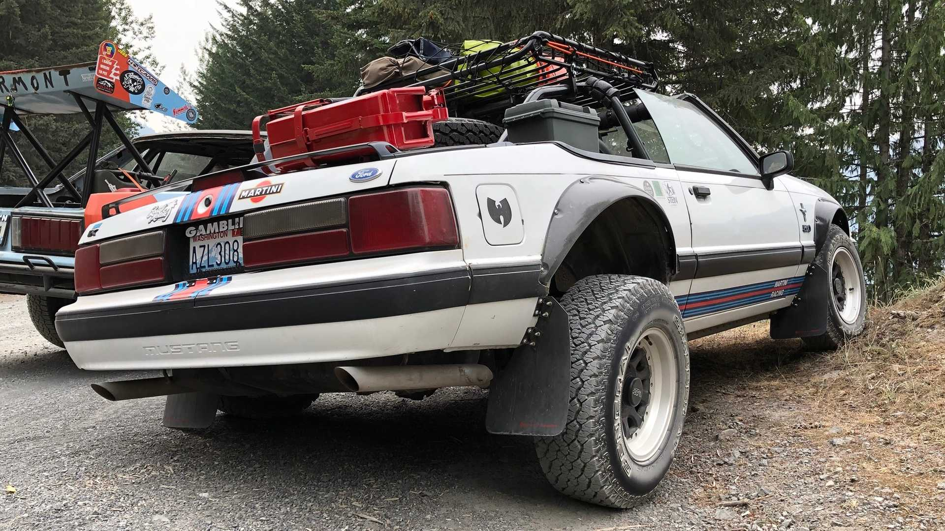 Bonkers Baja Ford Mustang Is The Pony Car Crossover We