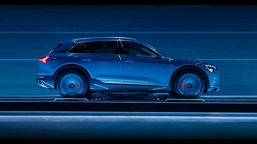 REPLAY: Audi To Livestream e-Tron Electric Debut Today