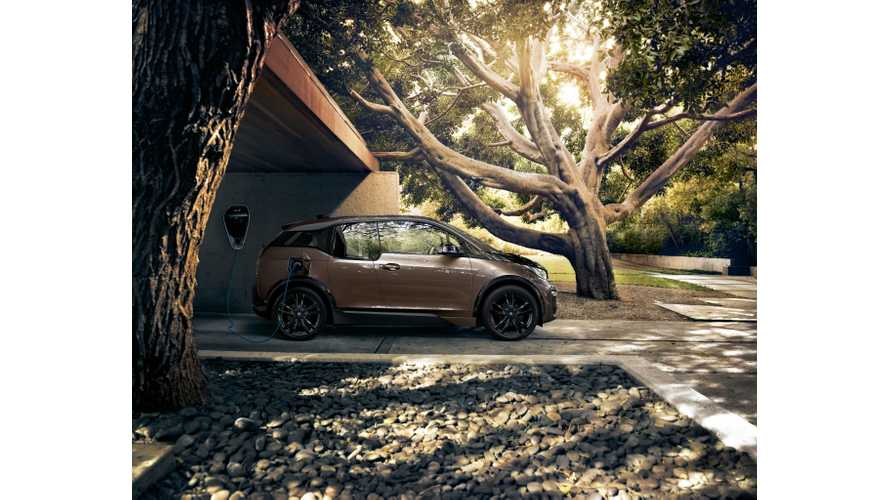 Wallpaper Sunday: Newly Revealed 2019 BMW i3