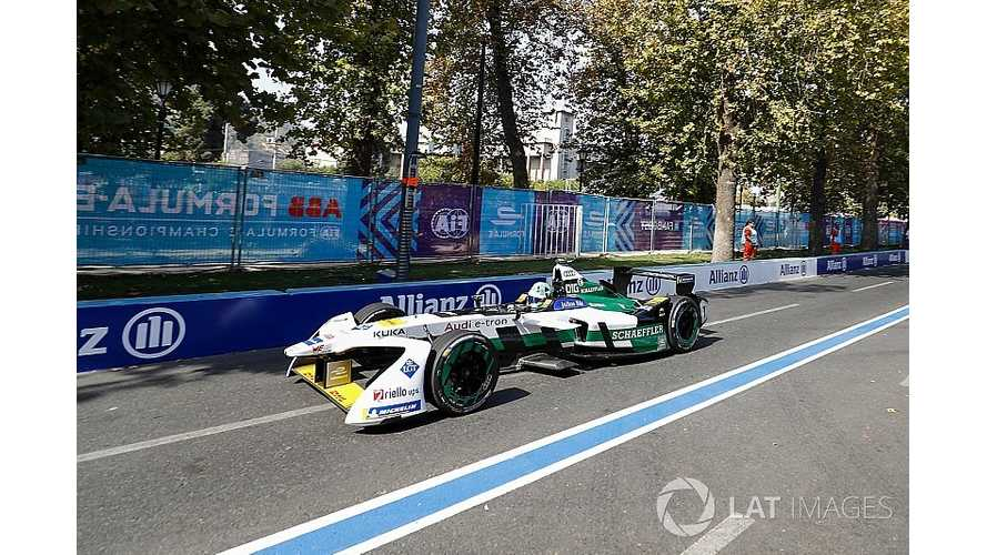 Audi Confused By Reliability Issues With di Grassi's Formula E Car