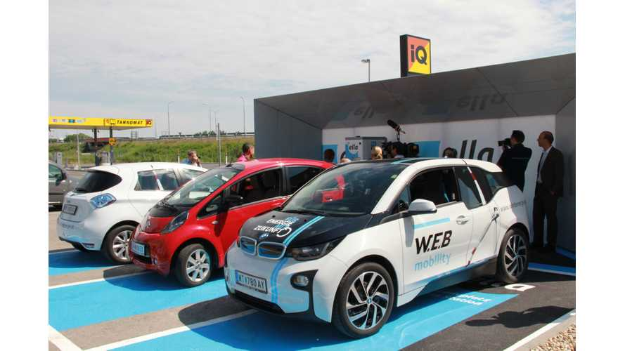 ELLA, The New Fast Charging Provider in Austria, Opens First Station