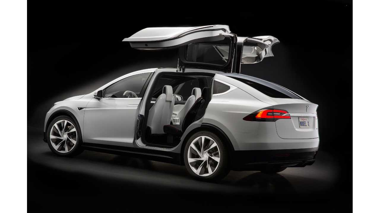 Tesla Model X To Be Less Guy-Centric Than Model S