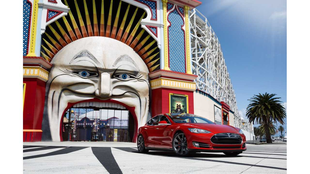 Report: Tesla Model S Demand Continues To Outstrip Supply
