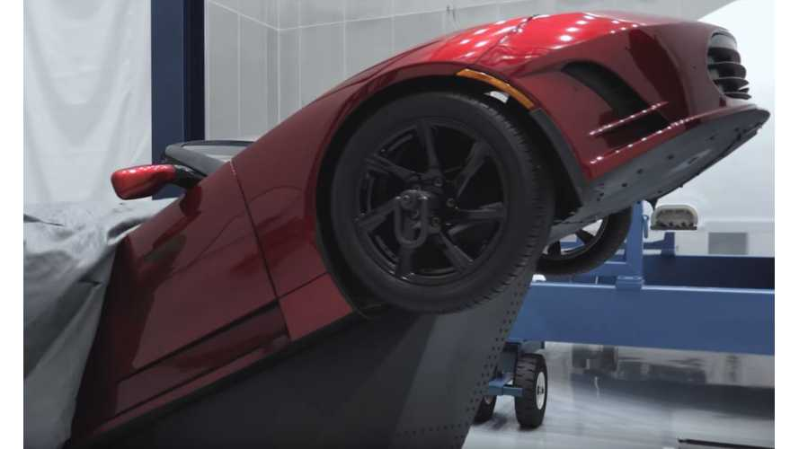 Watch SpaceX's New Falcon Heavy, Tesla Roadster, Starman Video