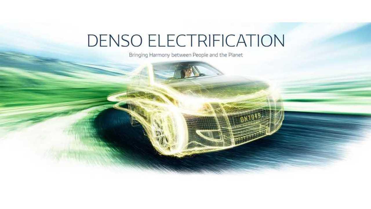 Denso Places Billion Dollar Bet On EVs, Autonomous Tech In US