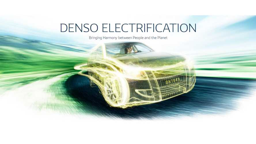 Denso Places Billion Dollar Bet On EVs, Autonomous Tech In US