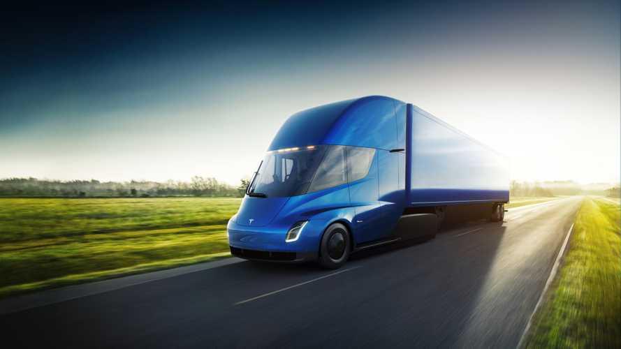 UPS Orders 125 Tesla Semis