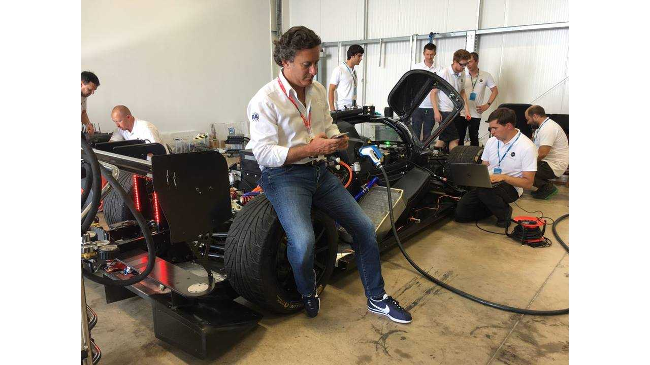 Exclusive: Formula E CEO Pens Article On Success/Challenges Of Electric Racing Series