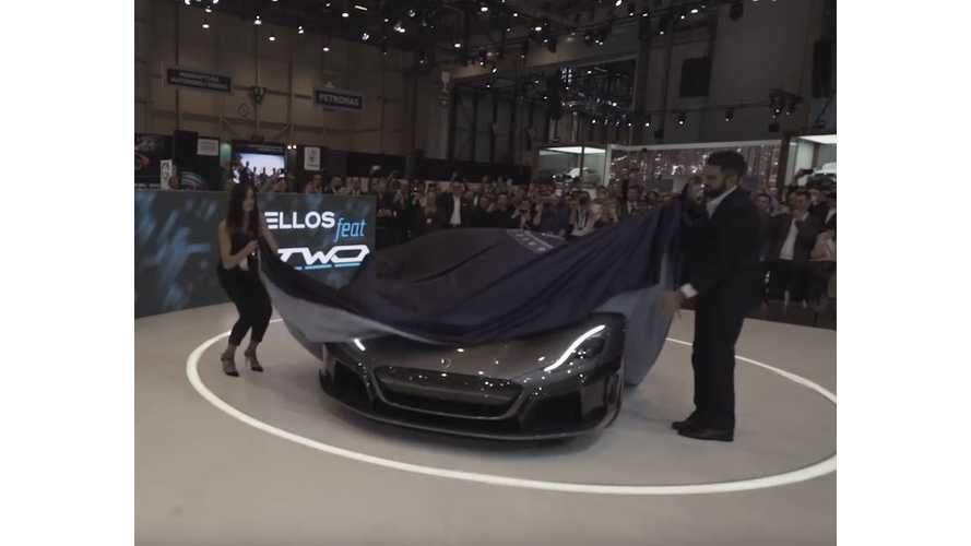 Watch Rimac C_Two Reveal