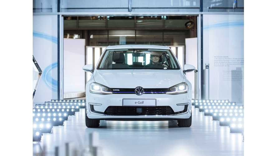 Germany Sets New Plug-In EV Sales Record At 1.89% Market Share For August