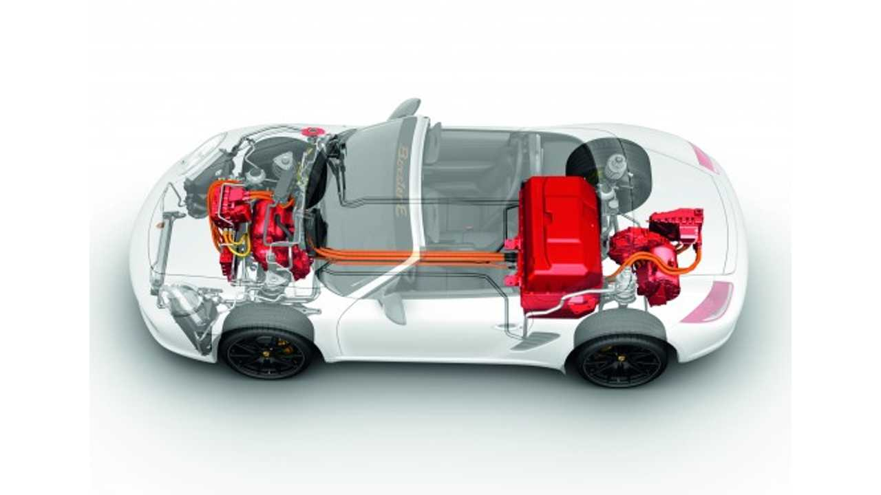 Porsche Eyes Solid-State Batteries For Future Electric 911, Boxster