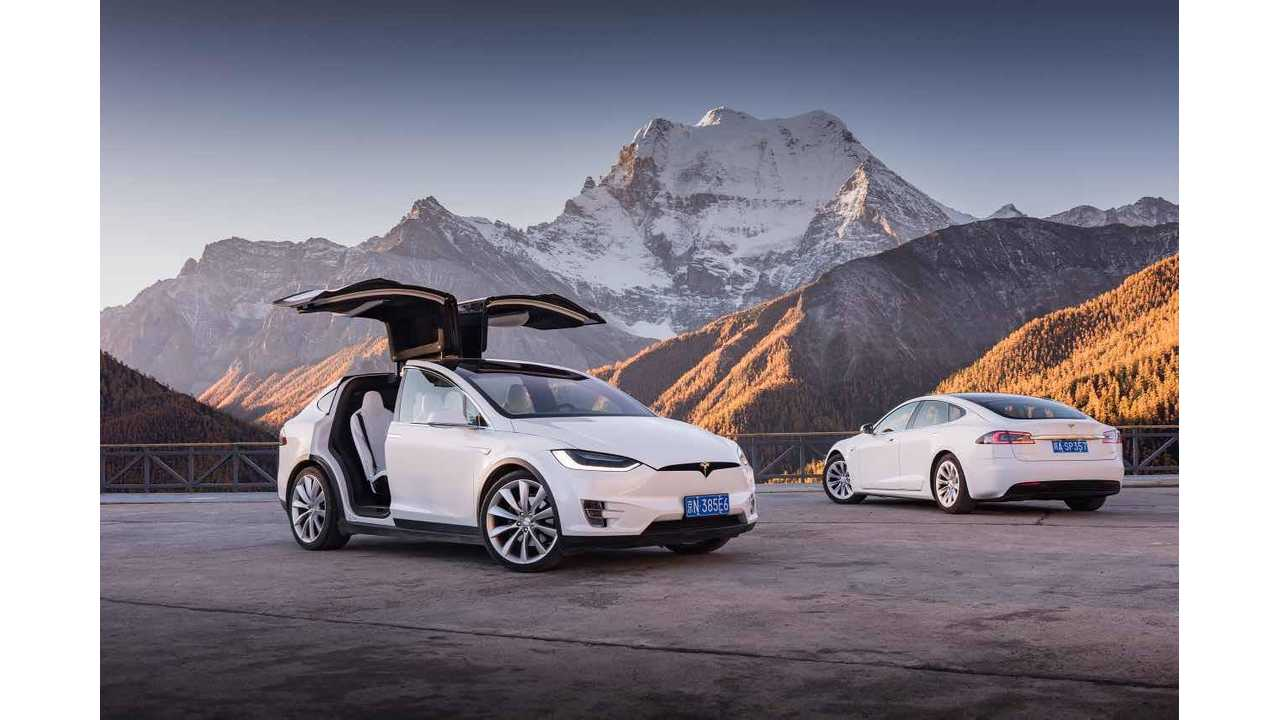 How About Renting A Tesla On Your Next Vacation?
