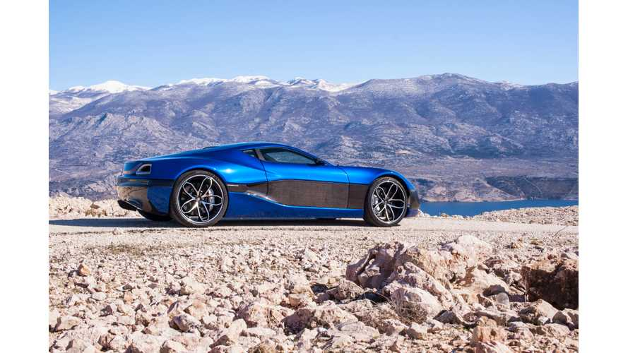 Wallpaper Wednesday: Rimac Concept_One (w/video)