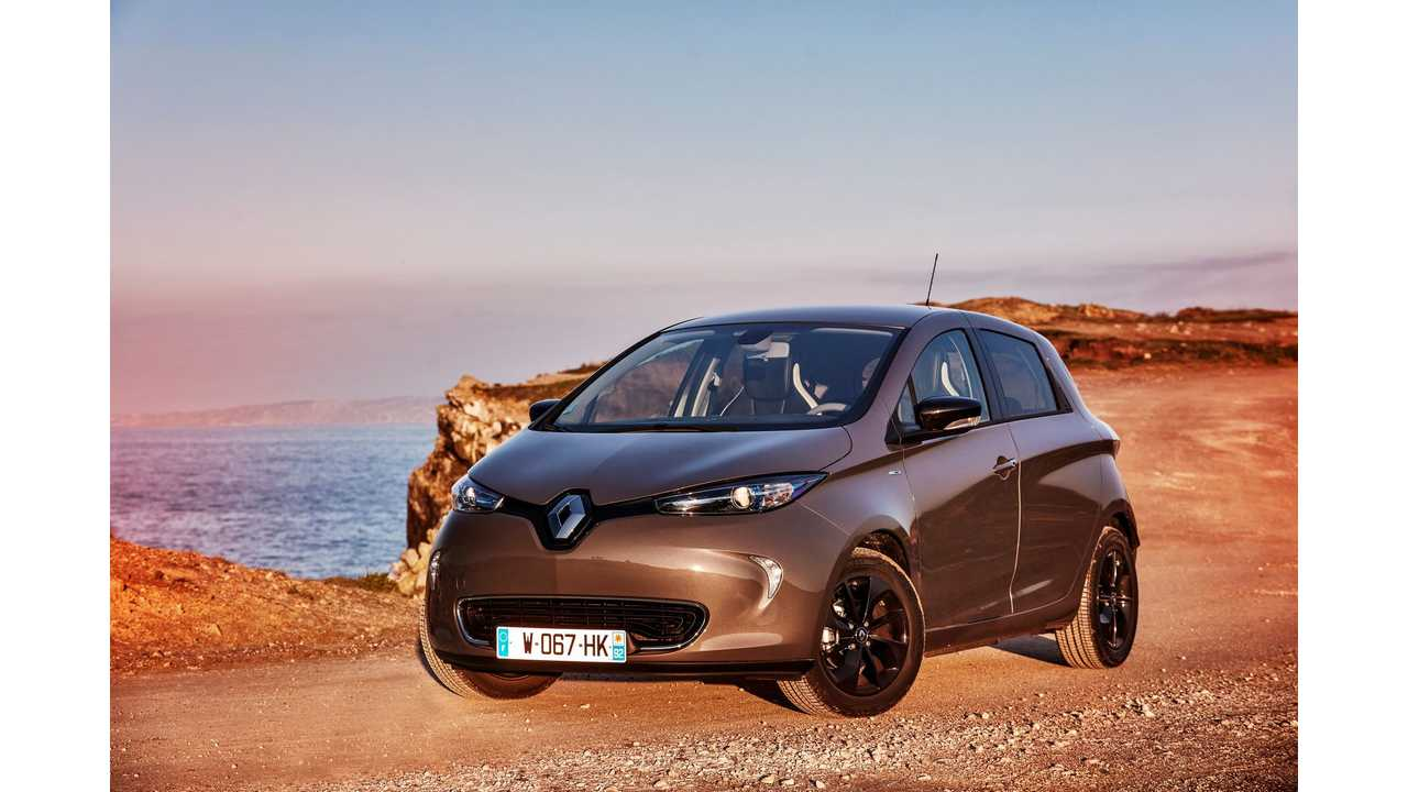 Spain Closes 2018 With Record Electric Car Sales In December
