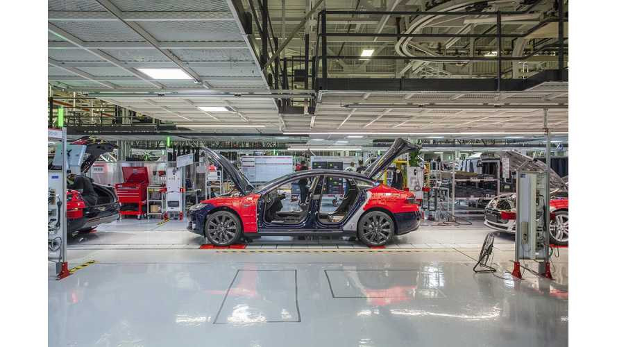 Tesla Tops Estimates With 11,507 Model S Deliveries In Q2 2015