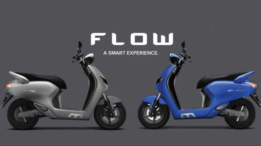 Flow E-Scooter Orders Its Own Parts, Detects Potholes
