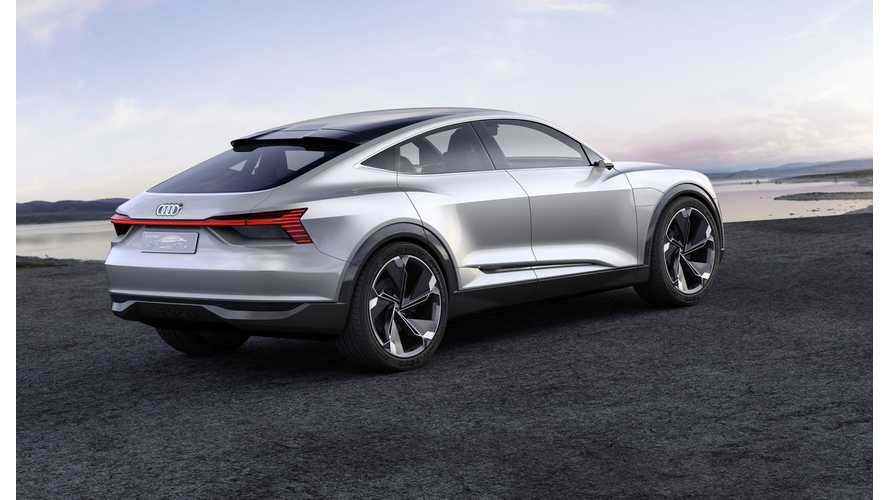 Audi Plans To Sell 800,000 Electrified Cars in 2025