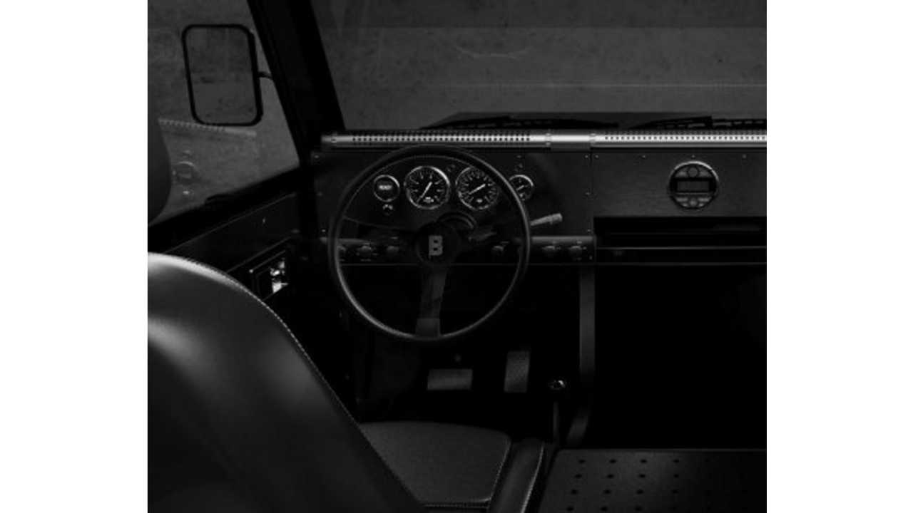 Bollinger Shows Off Its All-Electric Truck's Interior In Latest Teaser