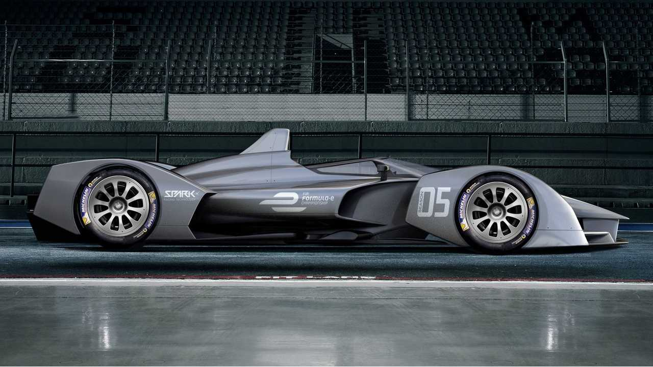 Spark Racing Technology Releases Concept Images Of New Formula E Cars